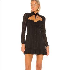 ⭐️HP⭐️NWT Tularosa Maely Dress Size Large